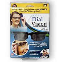 Очки-лупа Dial Vision с регулировкой