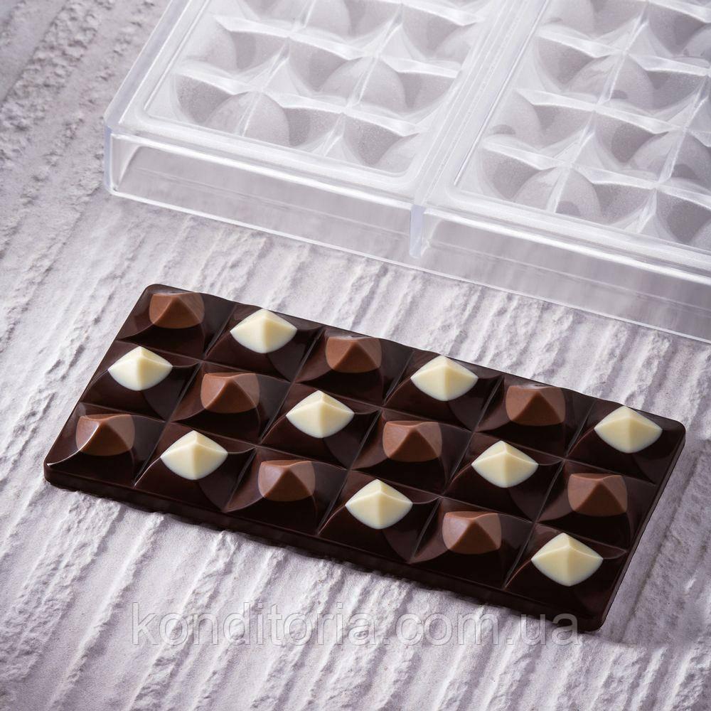 Форма для шоколаду Мулен PC 5009 Pavoni
