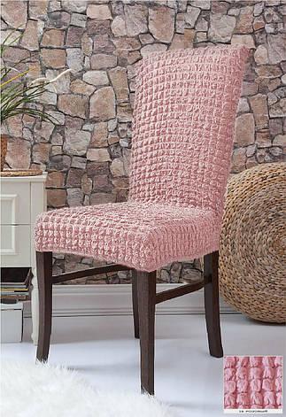 Чехлы на стулья без юбки KAYRA, фото 2