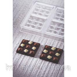 Форма для шоколаду Міні Мулен PC 5014 Pavoni