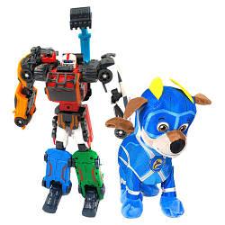 Роботи і фігурки