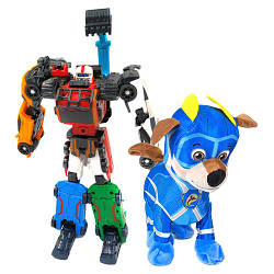 Роботы и фигурки