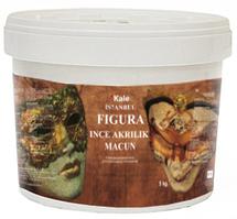FIGURA - Сверх эластичная моделируемая шпаклевка. Kale Decor