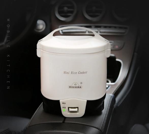 Автомобильная мультиварка JX2 24 V (1.5 литра, 180 Ватт)