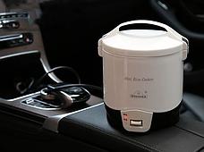 Автомобильная мультиварка JX2 24 V (1.5 литра, 180 Ватт), фото 2
