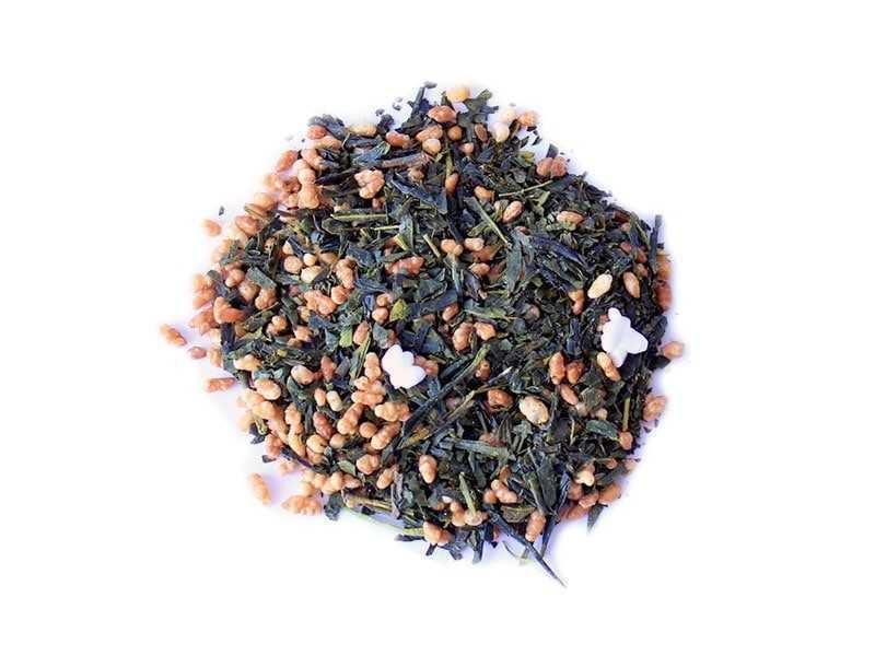 Чай Teahouse (Тиахаус) Генмайтя (Генмайча) 100 г (Tea Teahouse Genmaitya 100 g)