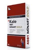 MINART - Декоративная грубая штукатурка в технике травертина. Kale Decor