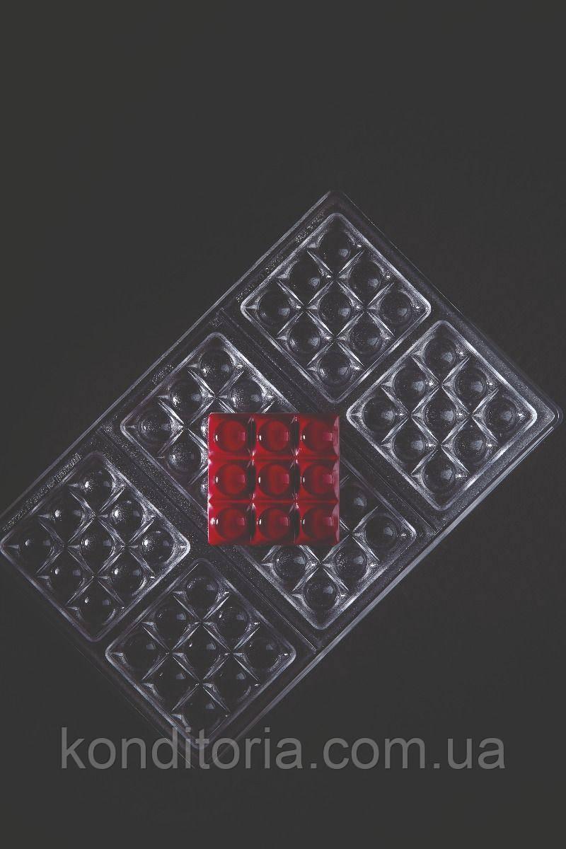 Форма для шоколаду Міні Брікс PC 5013 Pavoni
