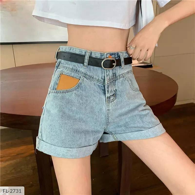 Жіночі джинсові шорти