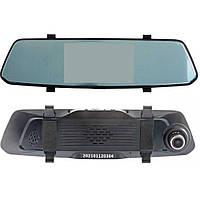 Зеркало-накладка заднего вида со встроенным Full HD видеорегистратором PHANTOM RM-52 DVR Full HD