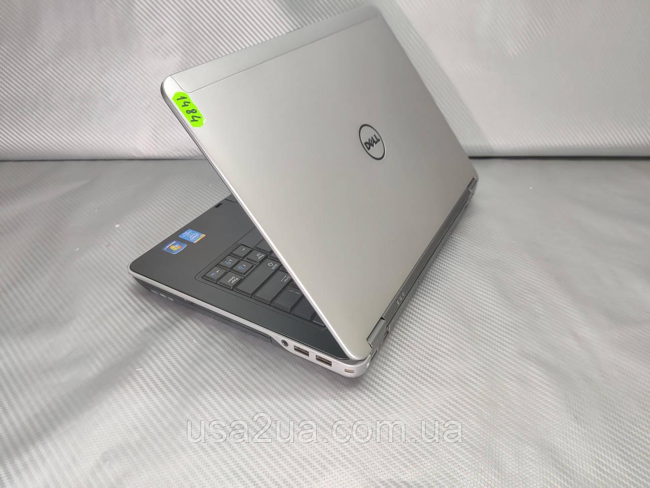 Потужний Ноутбук Dell Latitude E6440 Core i5 4Gen 500gb 4Gb WEB cam Кредит Гарантія Доставка