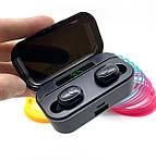 Бездротові навушники 2200 mAh зарядний кейс c дисплеєм Wi-pods G6S Bluetooth 5.0 Оригінал, фото 3