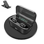 Бездротові навушники 2200 mAh зарядний кейс c дисплеєм Wi-pods G6S Bluetooth 5.0 Оригінал, фото 5