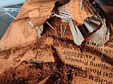 Пігмент залізоокисний помаранчевий 960 для плитки і бетону (пакет 1,5 кг), фото 3