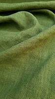 """Льняна щільна костюмна тканина з """"ефектом пом'ятості"""", фото 1"""