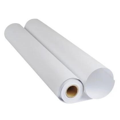 Папір білий офсетний в рулоні, 840 мм х 175 м