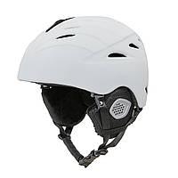 Шлем горнолыжный с механизмом регулировки MOON (PC, p-p S-L-53-61)