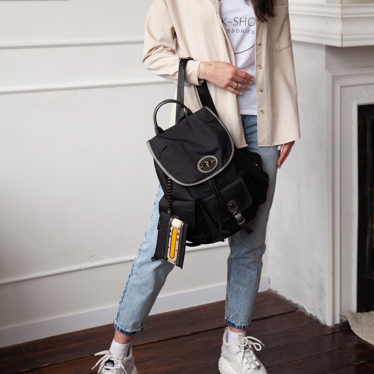 Женский рюкзак на каждый день