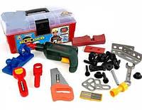 Іграшковий набір інструментів валізу