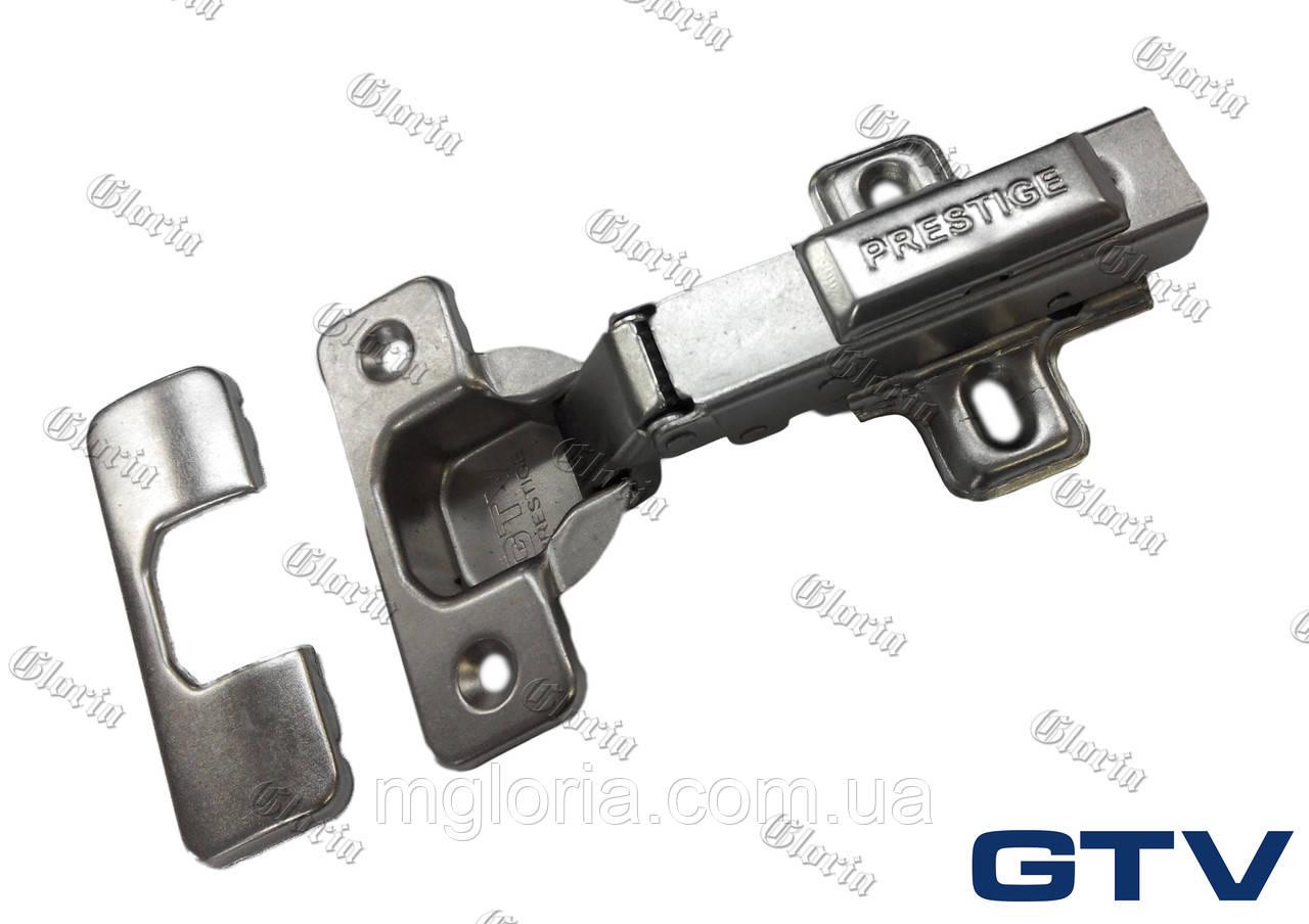 Завіса накладная GTV з дотягувачем