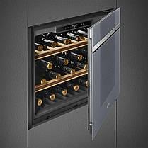 Винний холодильник Smeg CVI121S3, фото 3