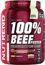 Гидролизат говяжьего протеина Nutrend 100% BEEF Protein 900g шоколад+орех