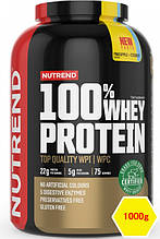 Сывороточный протеин Nutrend 100% WHEY PROTEIN 1000g ананас+кокос