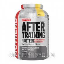 Сывороточный протеин Nutrend AFTER TRAINING Protein 2520 g ваниль