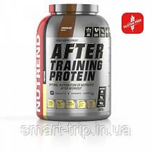 Сывороточный протеин Nutrend AFTER TRAINING Protein 2520 g шоколад