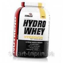 Гидролизат изолята сывороточного протеина Nutrend Hydro Whey 1600 g ваниль