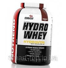 Гидролизат изолята сывороточного протеина Nutrend Hydro Whey 1600 g шоколад