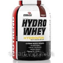 Гидролизат изолята сывороточного протеина Nutrend Hydro Whey 800 g шоколад