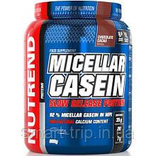 Мицеллярный казеин Nutrend MICELLAR CASEIN 2250g ночной протеин - шоколад+какао