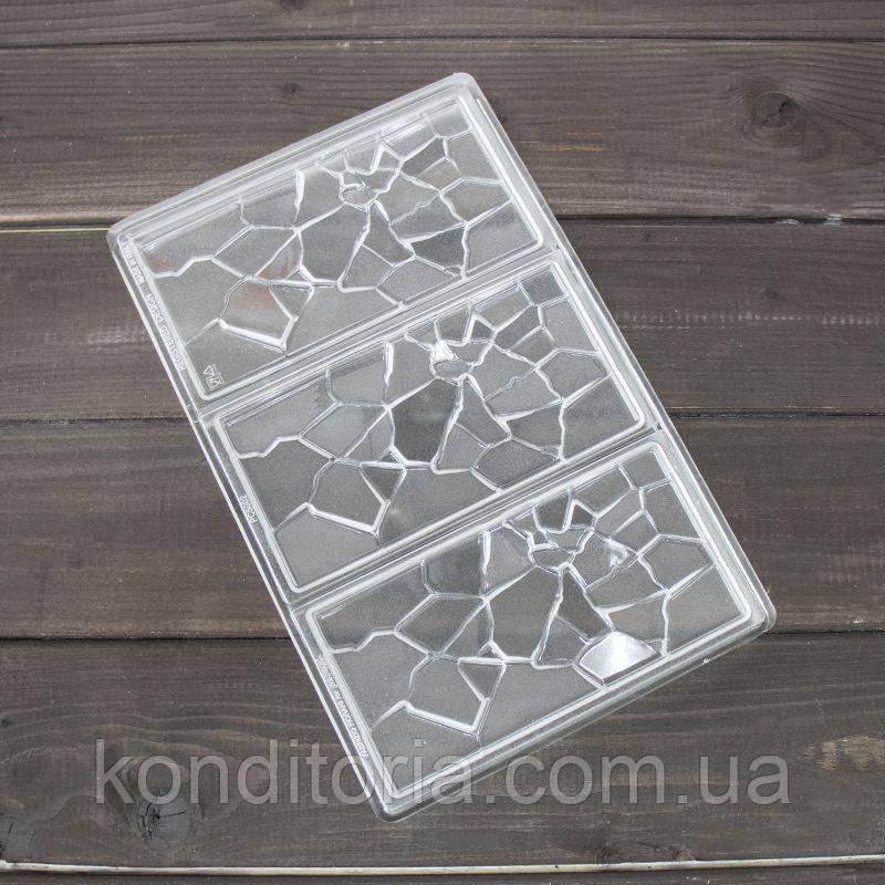 Форма для шоколада Краш PC 5002 Pavoni