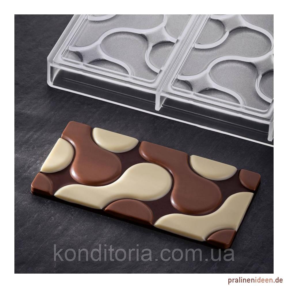 Форма для шоколада Флоу PC 5007 Pavoni