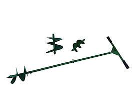 Шнековий Бур Кріт (120/170/220 мм)