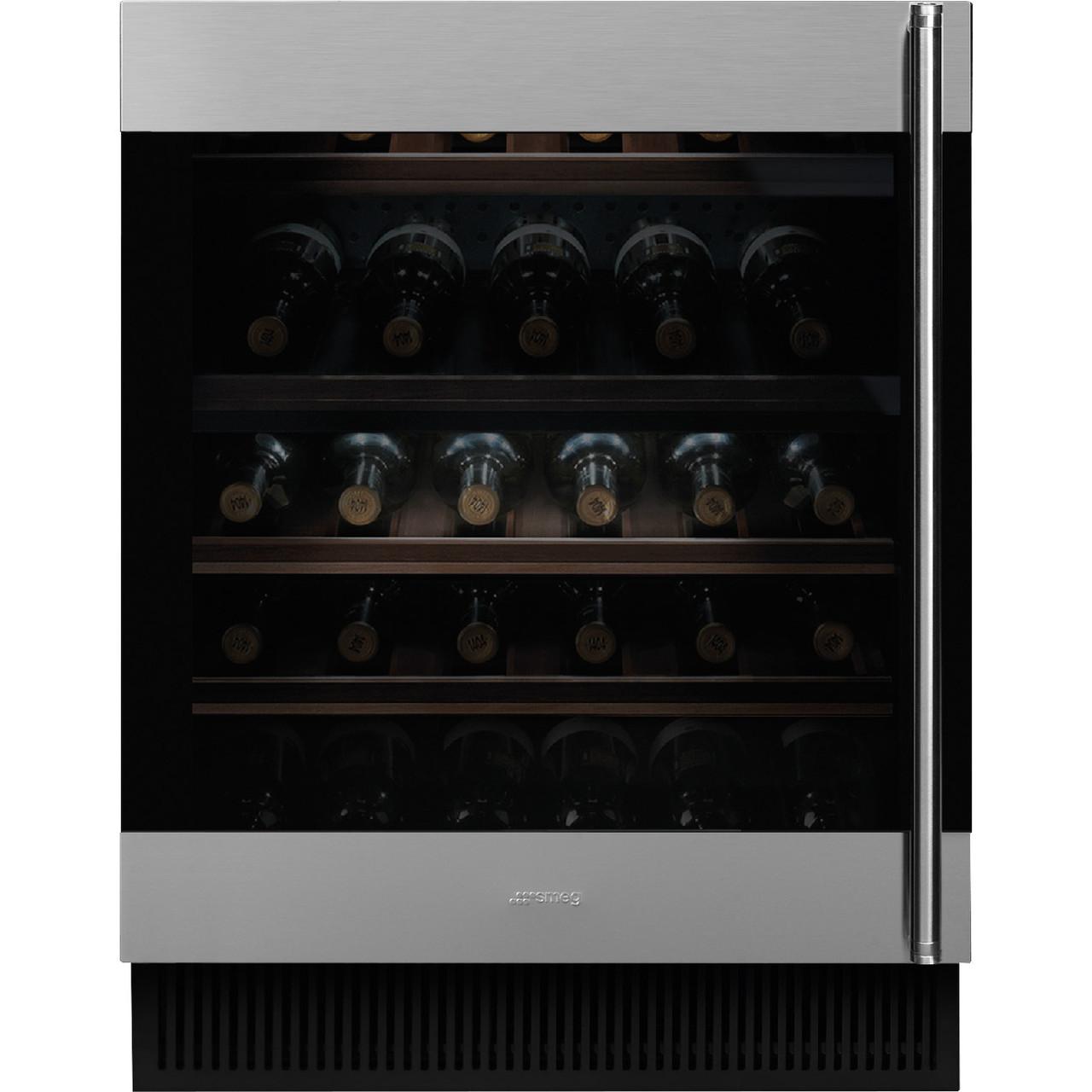 Винний холодильник Smeg CVI338LX3, CVI338RX3