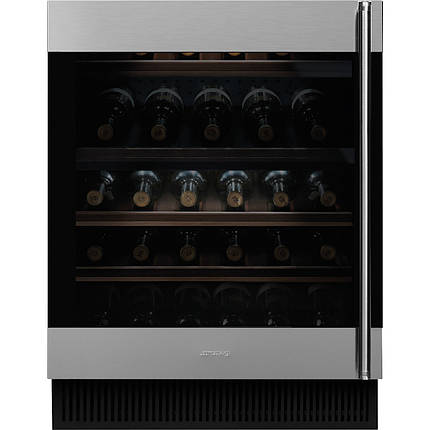 Винний холодильник Smeg CVI338LX3, CVI338RX3, фото 2