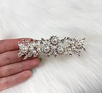 Гребень  Finding Праздничное украшение для волос Серебристый, фото 1