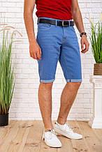 Шорти чоловічі 129R1950 колір Блакитний 36