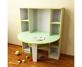Детский игровой стол Лучик. W8