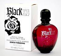Paco Rabanne Black XS Pour Femme edt 80 ml w ТЕСТЕР