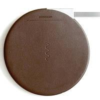 Беспроводное зарядное устройство JOYROOM JR-W100 wireless charger (1A) Brown
