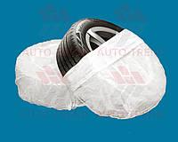 Пакет для колес л/а 1000х1100мм, 25мкр, без логотипа
