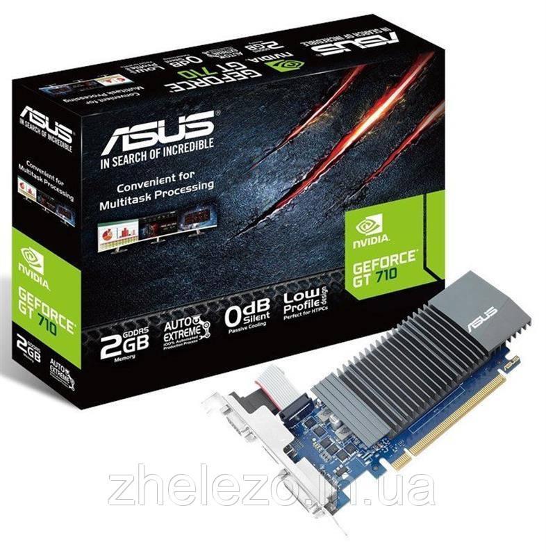 Відеокарта GF GT 710 2GB GDDR5 Asus (GT710-SL-2GD5-BRK)