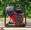 Мотопомпа бензинова WEIMA WMQGZ100-30 (96 КУБ.М/ГОДИНУ, 16 Л. С.), фото 10