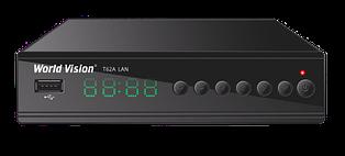 Ресиверы цифрового телевидения ( Тюнеры Т2 )