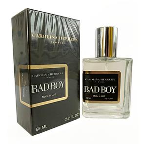 Carolina Herrera Bad Boy Perfume Newly мужской, 58 мл