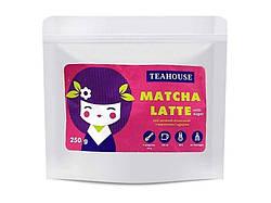 Чай Teahouse Тиахаус Матча латте с сахаром 250 г Tea Teahouse Matcha latte with sugar 250 g