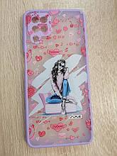 Чехол для Samsung A12 Girls